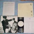 """GIANT METAL INSECTS-GREASIN WHEEZER-NM 12"""" EP-3 Inserts"""