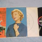 DINAH (SHORE) SINGS SOME BLUES WITH RED (NORVO)-1960 LP