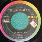 Mexico EP--DAVE CLARK FIVE--1965--Capitol EPEM-10002 (5