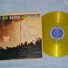 JOE RENE-BIG BANDS ARE BACK-VG++ Stereo Yellow Vinyl LP