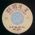 NM 45-JIMMY DOCKETT--OH GEE (YEAH, YEAH, YEAH)-Hull 766