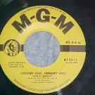 45-JAYE P MORGAN-SOMEBODY LOSES, SOMEBODY WINS-MGM-VG++