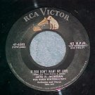 45-JAYE P. MORGAN-IF YOU DON'T WANT MY LOVE--NM--Hyphen