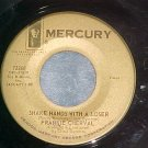 Gold Label Promo 45-FRANKIE CHERVAL-SHAKE HANDS...-1964