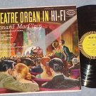 LEONARD MacCLAIN-THEATRE ORGAN IN HI-FI-NM 1956 LP-Epic