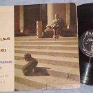 WILBUR DE PARIS AT SYMPHONY HALL--1957 VG+ LP-black lbl