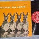 THE AUSTRALIAN JAZZ QUARTET--1956 LP--Bethlehem 6002/31