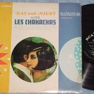 LES CHAKACHAS--DAY AND NIGHT--VG+ Stereo 1966 LP--RCA