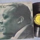 GENE AMMONS--JUG--1960 LP--Prestige 7192--Yellow label