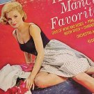HENRY MANCINI FAVORITES--NM/VG+ 1964 LP ~Cheesecake~