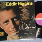 THE PIANO OF EDDIE HIGGINS-Self Titled VG+ Mono 1967 LP
