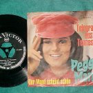 45 w/PS-PEGGY MARCH-TELEGRAMM AUS TENNESSEE-Germany-RCA