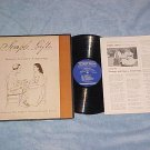 GEORGE AND GERRY ARMSTRONG--SIMPLE GIFTS--LP w/Insert