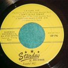 EP-Starday 196-BLUEGRASS RCDGS BY ALL STAR ARTISTS-VG++