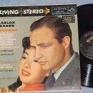 SAYONARA--VG++/VG+ Stereo 1957 Sdk LP--Marlon Brando