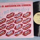 ENAMORADOS--1983 Mexico LP Compilation--Okeh OKLS-10596