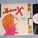 MADAME X-NM/VG+ Stereo 1966 WL Promo Sdk LP-Lana Turner