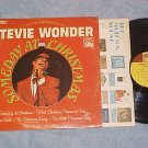 STEVIE WONDER-SOMEDAY AT CHRISTMAS--Stereo 1967 Orig LP