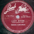 78--FREDDIE CORCORAN--LAZY RIVER--Lamb--Hammond Organ