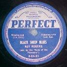 78-ROY ROGERS--BLACK SHEEP BLUES--1938--Perfect 8-04-51