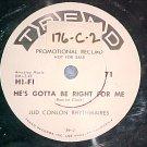 WL Promo 78-JUD CONLON RHYTHMAIRES/JERRY DUANE-Trend 71