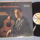 LA GUITARRA-THE GENIUS OF ROLANDO VALDES-BLAIN--1959 LP