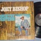 JOEY BISHOP SINGS COUNTRY WESTERN--NM 1968 LP on ABC