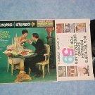 PIERRE FELERE--MUSIC FOR A FRENCH DINNER-Stereo 1959 LP