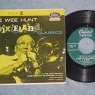 EP w/PS--PEE WEE HUNT--DIXIELAND CLASSICS--Part 2--1951