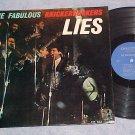 THE (FABULOUS) KNICKERBOCKERS--LIES--Mono 1966 LP