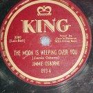 78--JIMMIE OSBORNE--GOD PLEASE PROTECT AMERICA-King 893