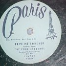 78-THE FOUR ESQUIRES-LOVE ME FOREVER-1957--Paris 509 (4