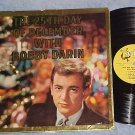 BOBBY DARIN-25th DAY OF DECEMBER-NM/VG+ '60 LP-Harp lbl