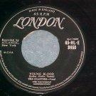 UK 45-THE COASTERS-SEARCHIN'-1957-London HL-E-8450--VG+