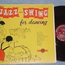 BARRY ENGLISH-JAZZ AND SWING FOR DANCING-1954 or '55 LP