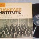 TUSKEGEE INSTITUTE CHOIR--SPIRITUALS--1959--Westminster