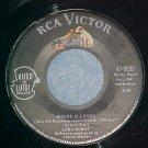 45--LENA HORNE--WHERE IS LOVE?--1962--RCA 47-8092--VG++