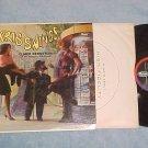 ELMER BERNSTEIN-PARIS SWINGS--VG++/VG+ 1960 LP--Capitol
