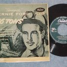 UK EP w/PS--TENNESSEE ERNIE FORD--16 TONS-1956--Capitol