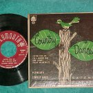 EP/PS-THE PLYMOUTH COWBOY BAND-COUNTRY DANCES--VG++/VG+