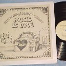 MICHAEL AND PATTY TERRY-MUSIC IS LOVE-Tutch--Private LP