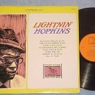 LIGHTNIN' HOPKINS-LP-Everest Archive of Folk&Jazz Music