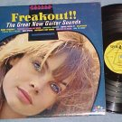 FREAKOUT!! (GUITARS)--NM/VG++ Stereo LP ~Sexy Cover~