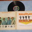 BEATLES--HELP!--VG Mono 1965 Soundtrack LP