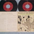 Dbl EP w/PS-LIONEL HAMPTON--WAILIN' AT THE TRIANON--VG+