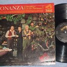 BONANZA--CHRISTMAS ON THE PONDEROSA--1963 TV Sdk LP