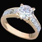 Ladies Cubic Zirconia Fashion Ring #198