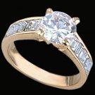 Ladies Cubic Zirconia Fashion Ring #198