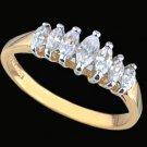 Ladies Cubic Zirconia Fashion Ring #288