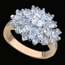 Ladies Cubic Zirconia Fashion Ring #364